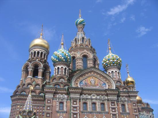 The Church of Our Saviour on Spilled Blood // Cathédrale Saint-Sauveur sur le sang versé (St-Petersburg, Russia)