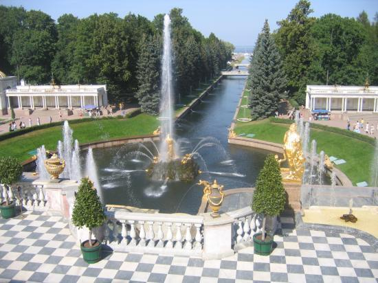 Peterhof Palace (St-Petersburg, Russia)