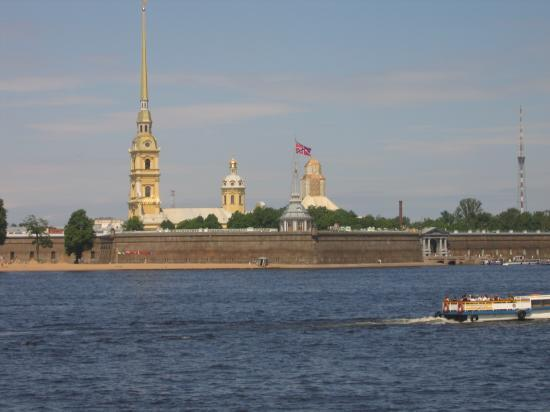 Peter and Paul Fortress // Forteresse Pierre et Paul (St-Petersburg, Russia)