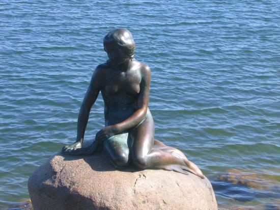 The little Mermaid (Copenhagen, Denmark) // La petite Sirene